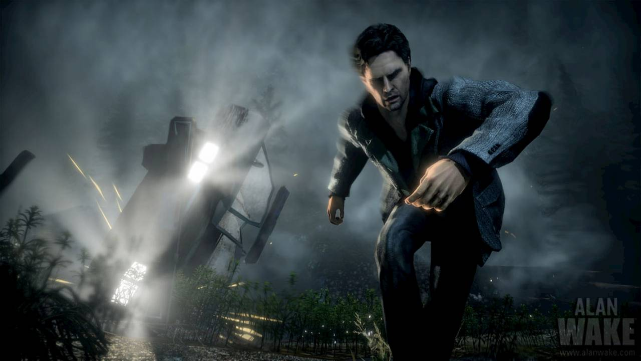 Alan Wake may head to PS4 as Remedy regains publishing rights