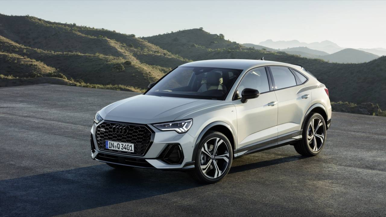 2020 Audi Q3 Sportback Gallery Slashgear