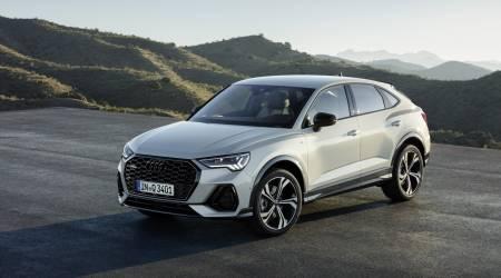 2020 Audi Q3 Sportback Gallery