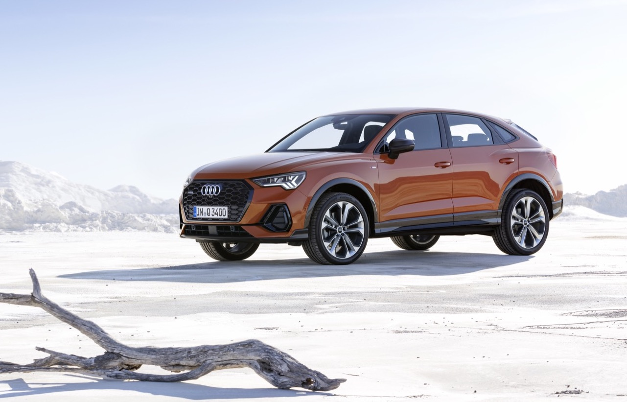 2020 Audi Q3 Sportback Gives Luxury Compact Crossover A Style Injection Slashgear
