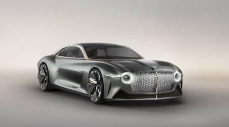Bentley EXP 100 GT Gallery