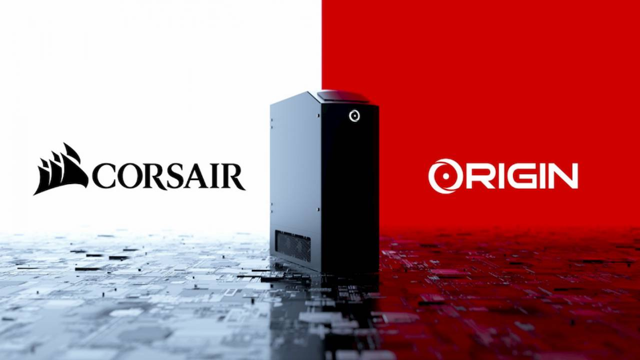 Corsair adds custom PC maker Origin to its portfolio
