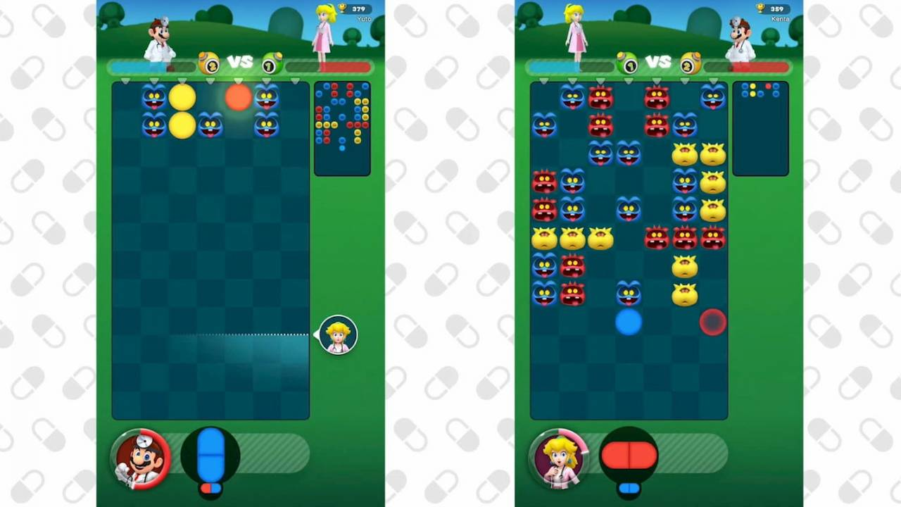 Dr. Mario World multiplayer detailed in latest trailer