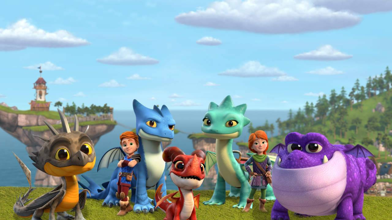 Netflix reveals seven new original shows for preschoolers