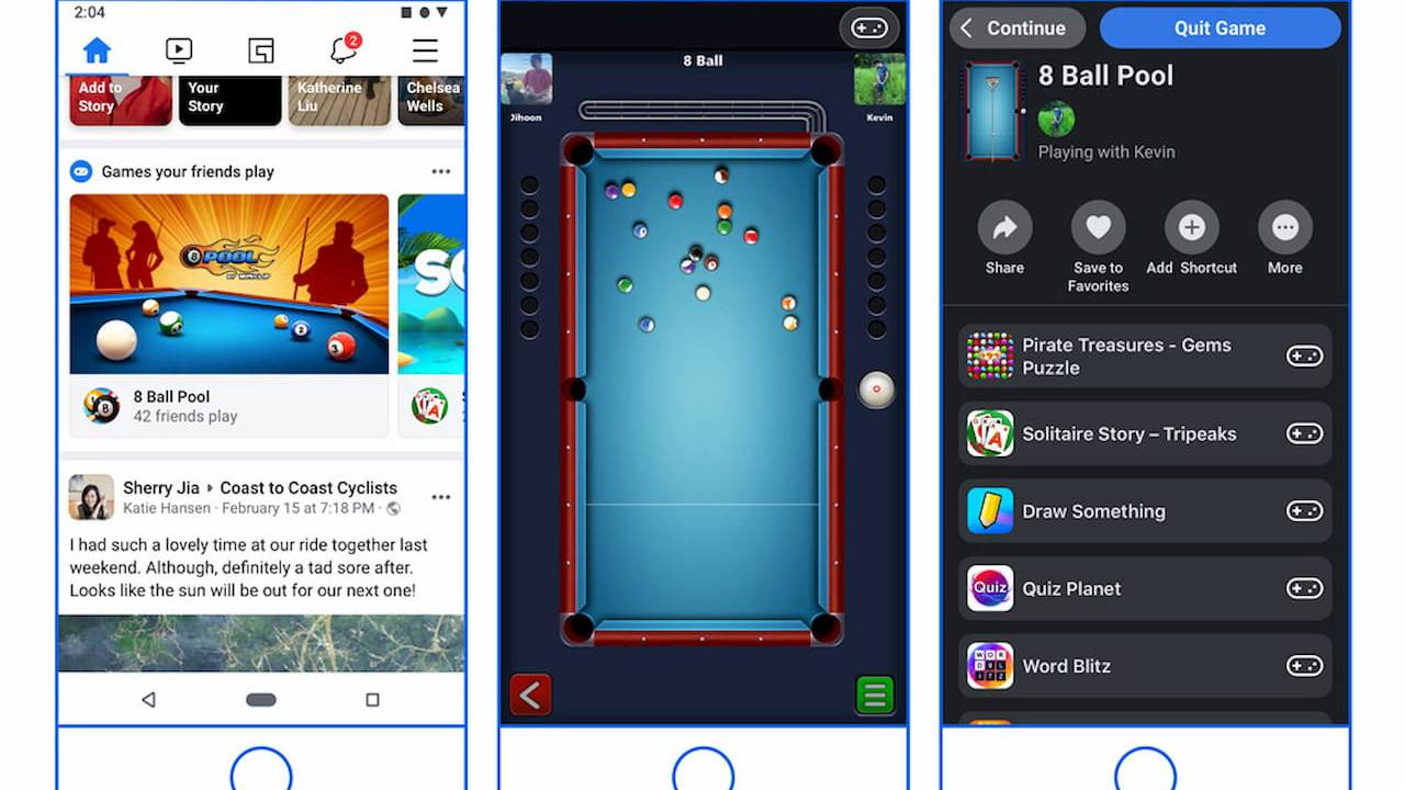 Facebook Instant Games are about to get some big changes
