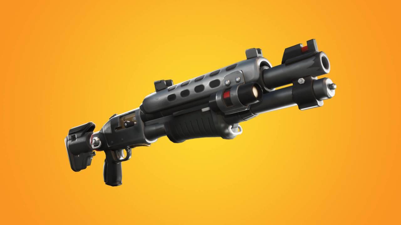 Fortnite v9.40 patch notes detail new Tactical Shotgun variants