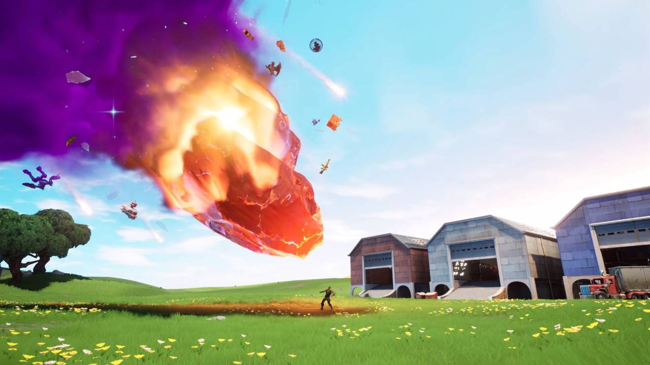 Fortnite season 10 story trailer prepares us for a blast from the
