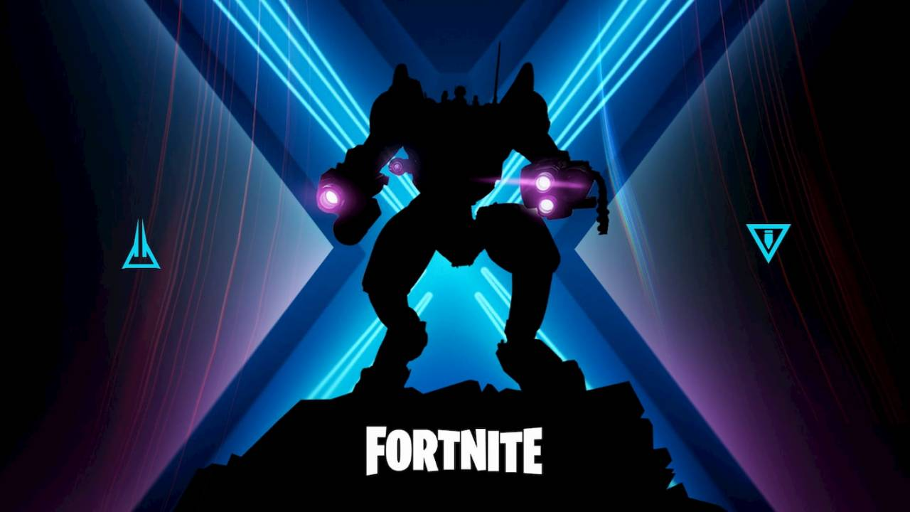 Latest Fortnite season 10 teaser features a futuristic mech
