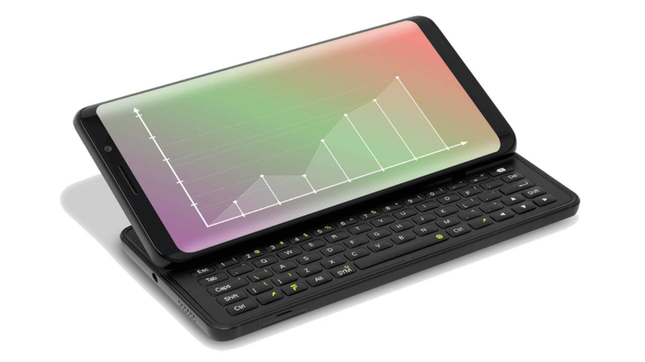 F(x)tec Pro 1 QWERTY slider phone misses its July shipping date