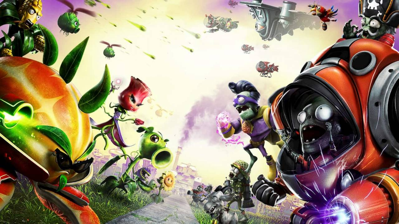 It looks like a new Plants vs. Zombies: Garden Warfare is on the way too