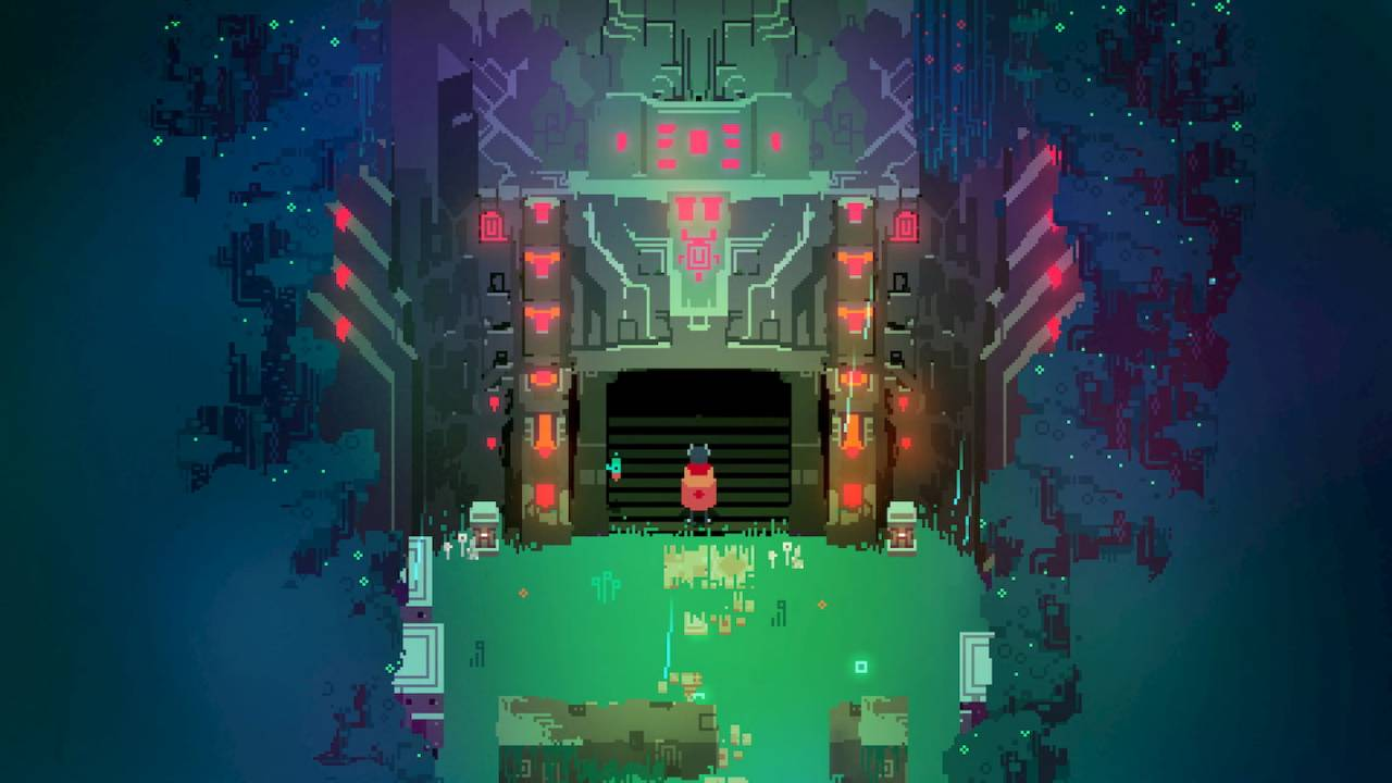 Mysterious game Hyper Light Drifter heads to iOS devices today