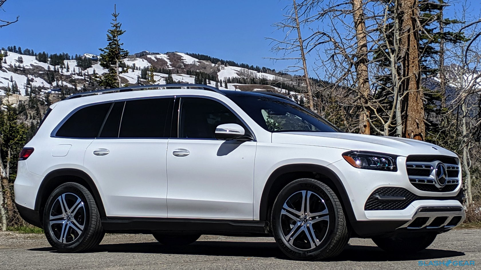 2020 Mercedes Benz Gls First Drive Review The Suv That Thinks It S An S Class Slashgear