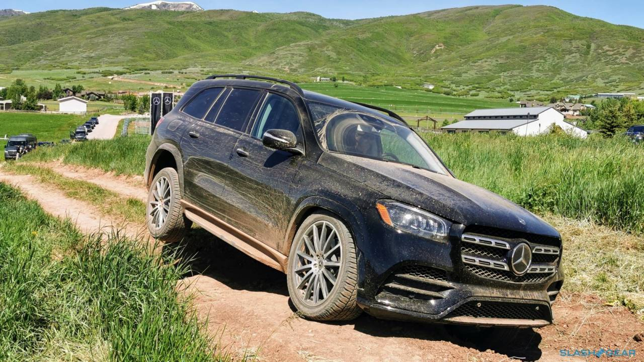 2020 Mercedes Benz Gls First Drive Review The Suv That