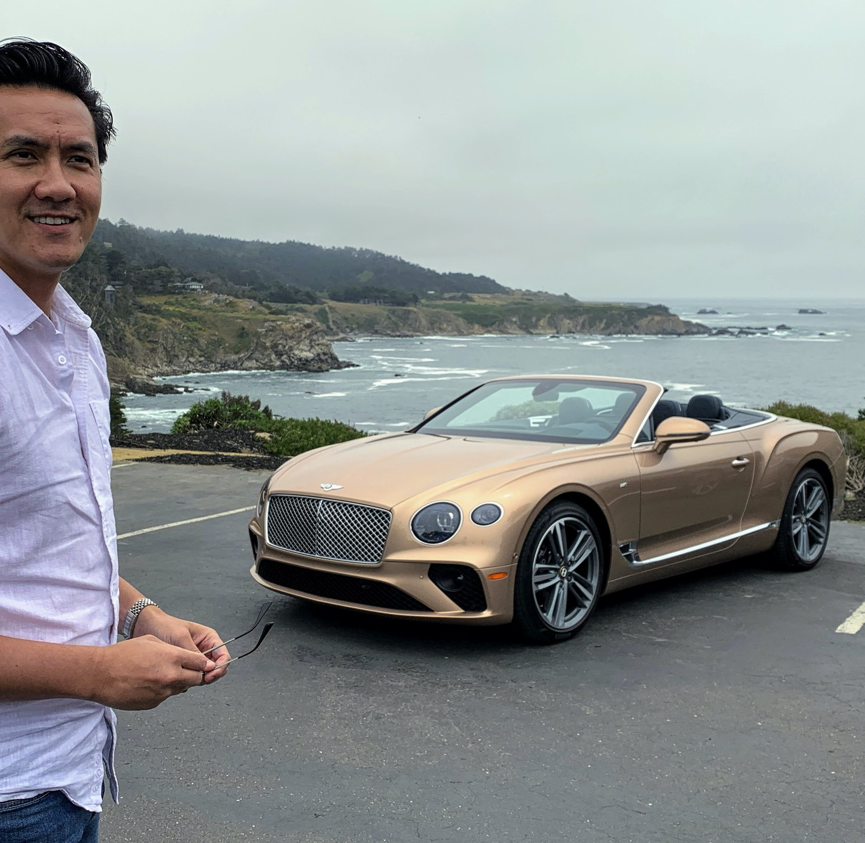 2020 Bentley Continental GT V8 First Drive Review: When