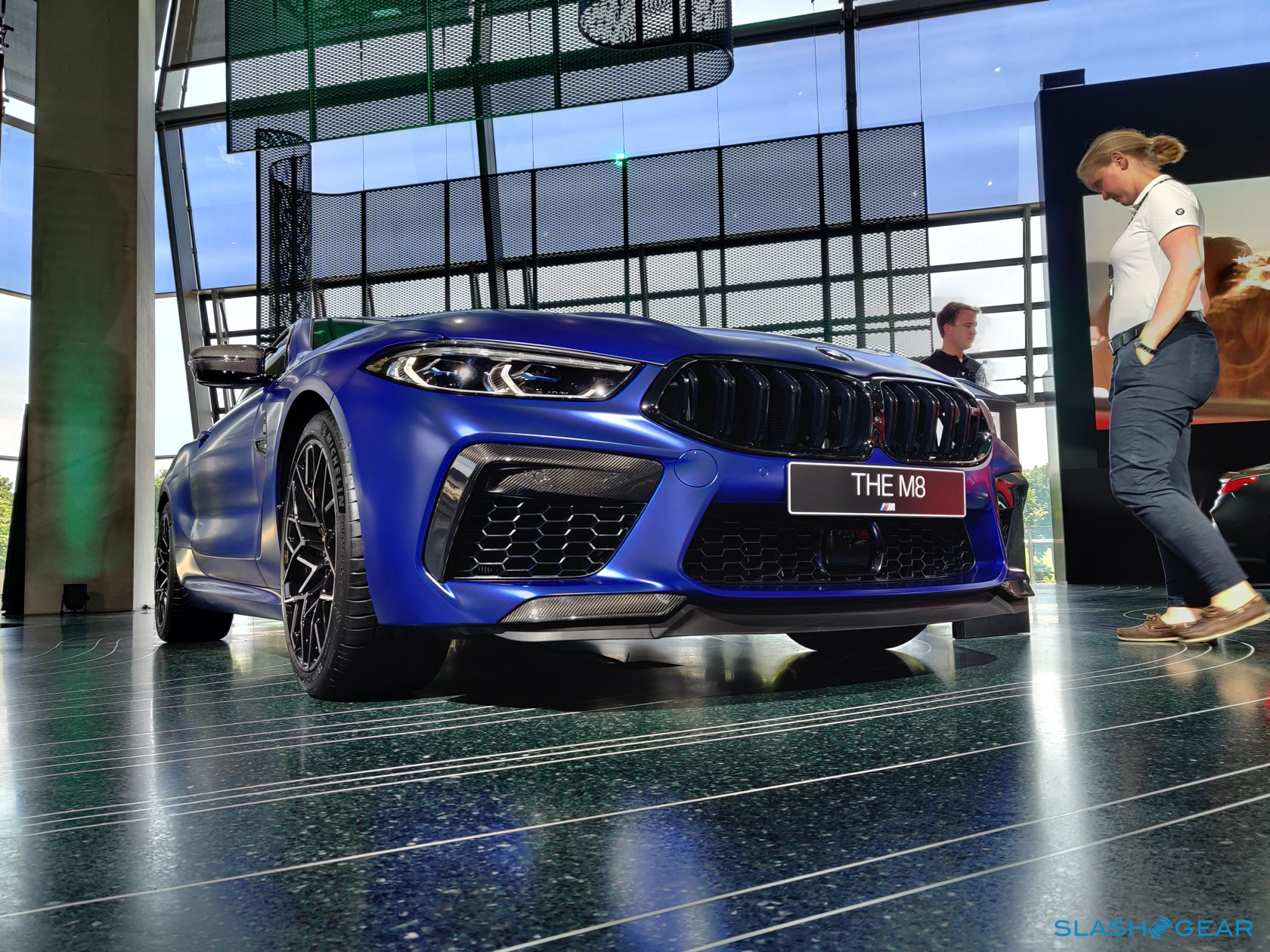 At Bmw Nextgen 2019 The Ultimate Driving Machine Faces The Future Slashgear