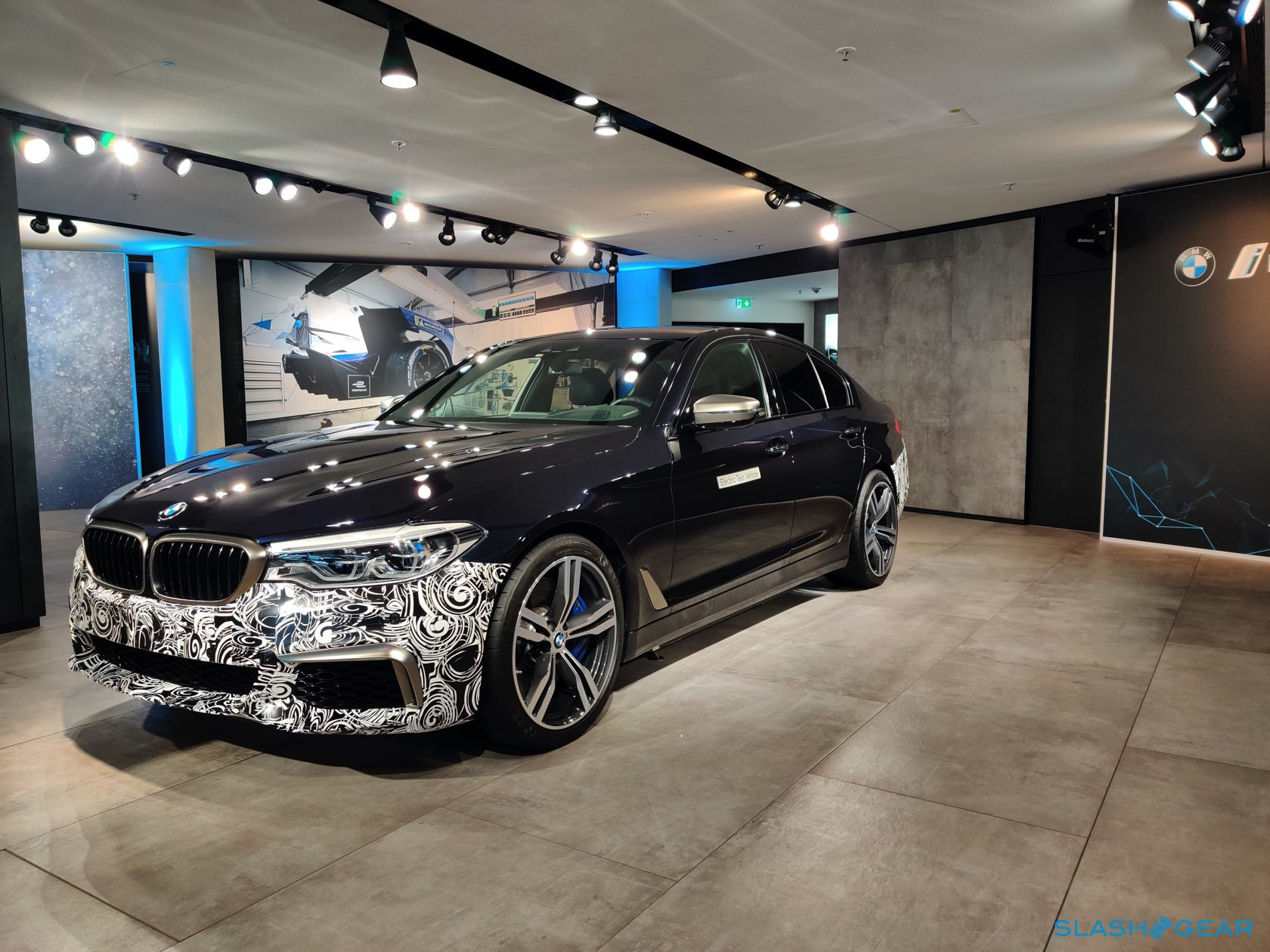 At Bmw Nextgen 2019 The Ultimate Driving Machine Faces The Future