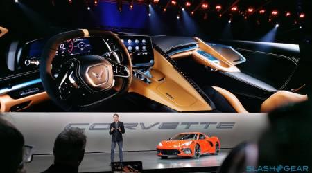 2020 Chevrolet Corvette Stingray C8 Interior Review: Cabin Fever