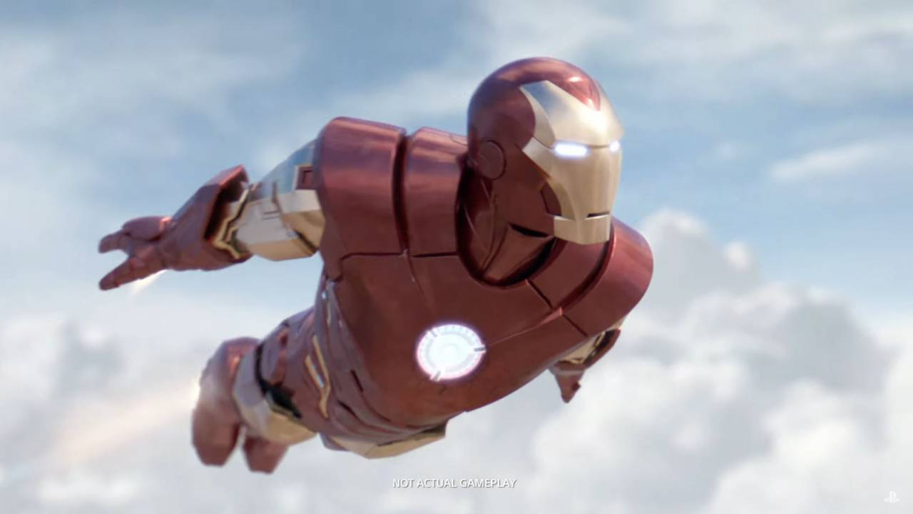Iron Man VR aims to nail the feeling of flying