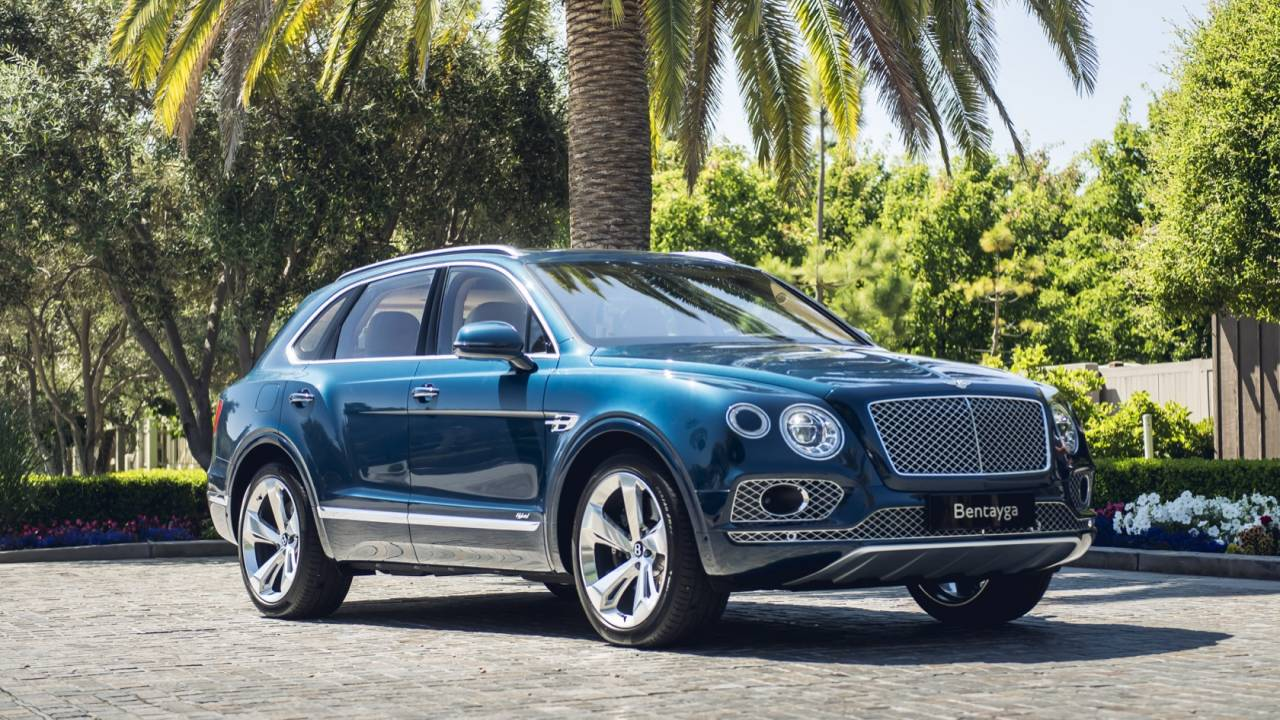 2020 Bentley Bentayga Hybrid First Drive: Charged with Change