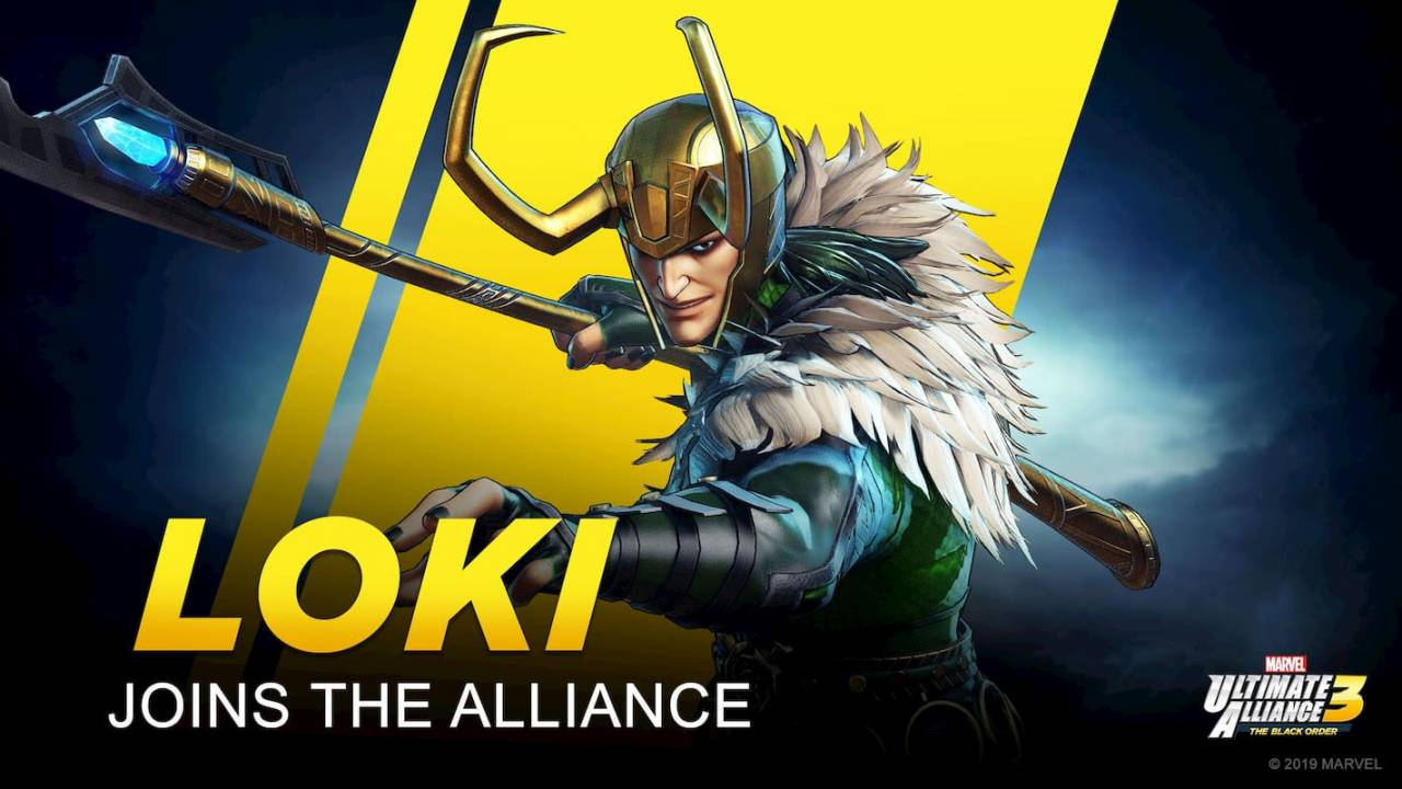 aed439e8c Marvel Ultimate Alliance 3 DLC plans detailed with Loki up first ...