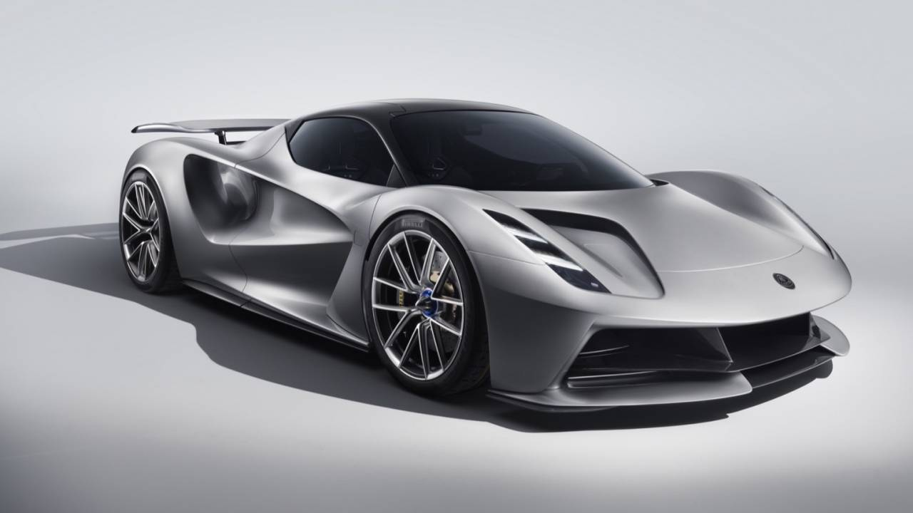 This new Lotus Evija is the $2.15m blueprint for all-electric hypercars