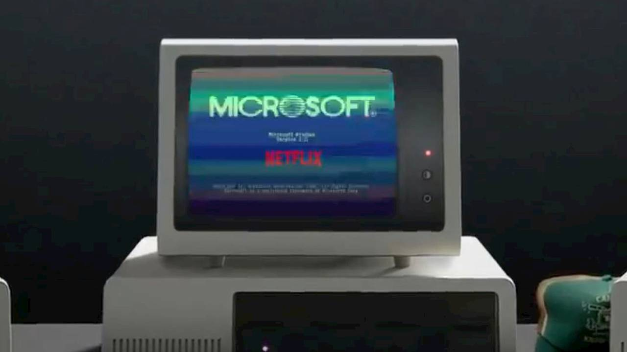 Microsoft's Windows 1.0 tease dropped some key Stranger Things details