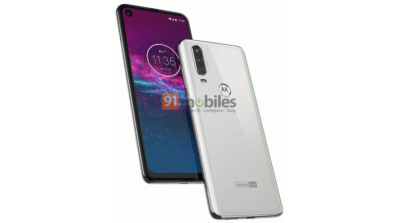 Motorola One Action specs hint at a One Vision doppelganger