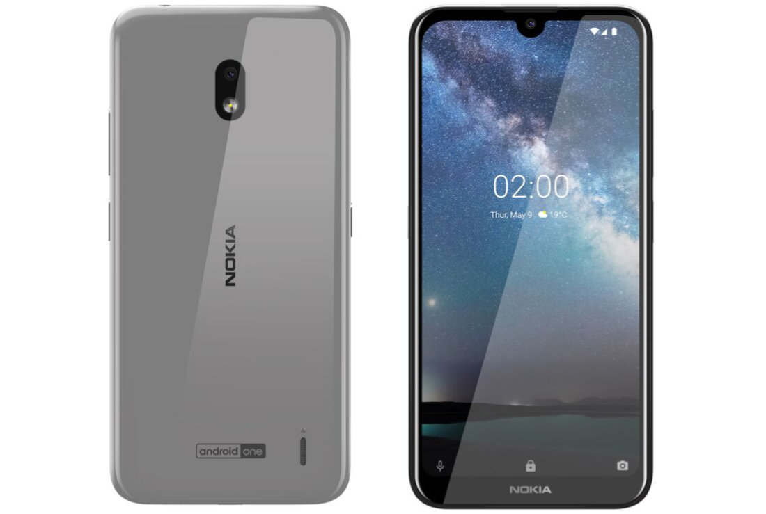 Nokia 2 2 Android phone with AI camera now shipping in the
