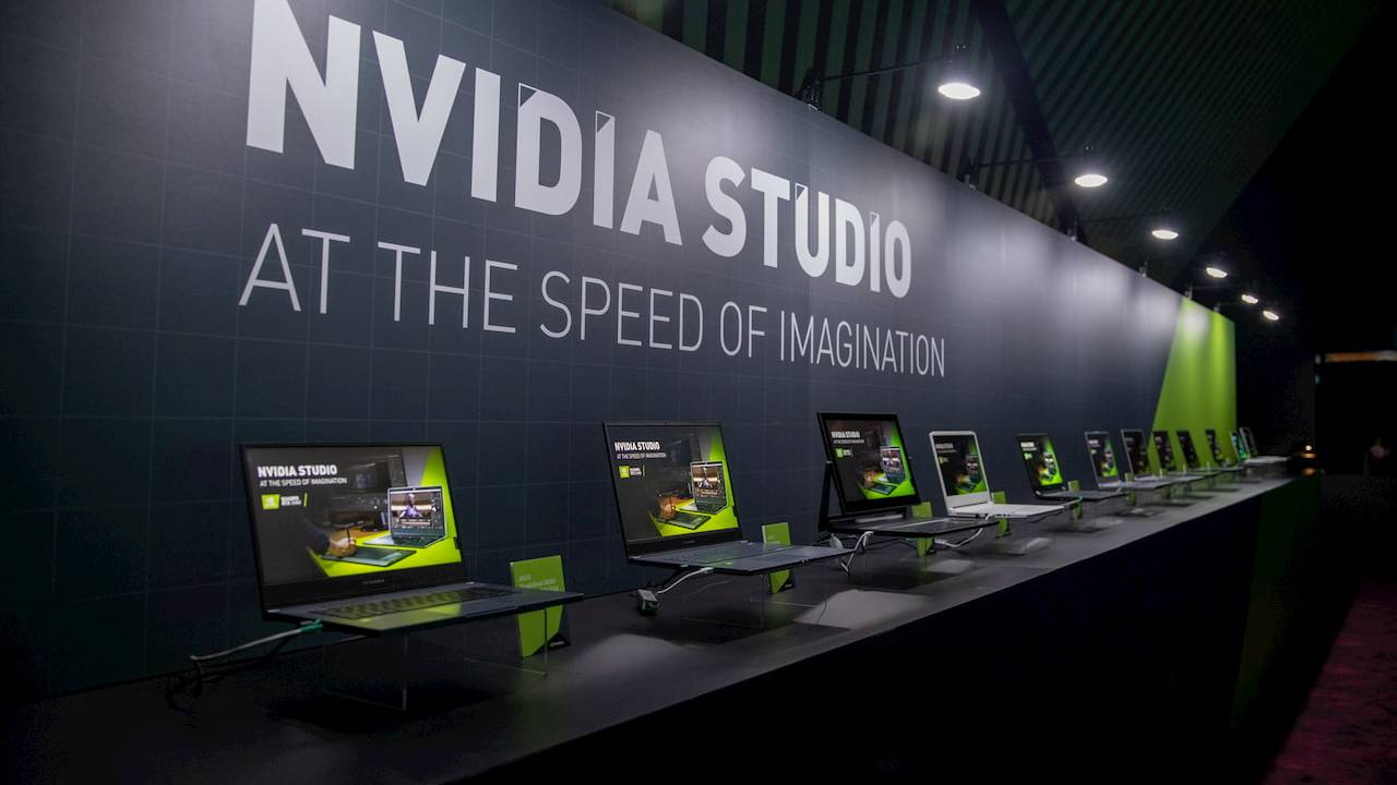 NVIDIA brings 10 new RTX Studio laptops to SIGGRAPH 2019