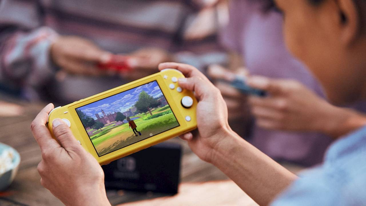 Nintendo Switch Lite goes all handheld later this year