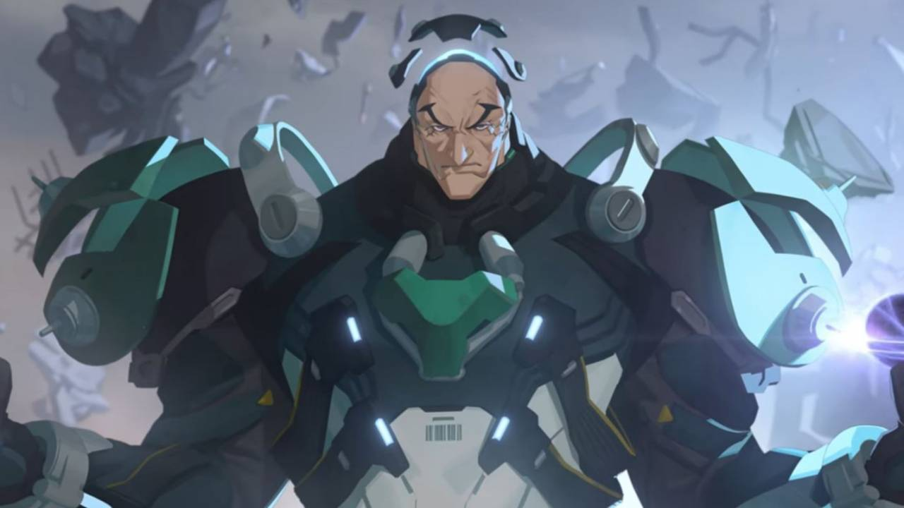 Blizzard gives us a disturbing look at Sigma, Overwatch's next hero