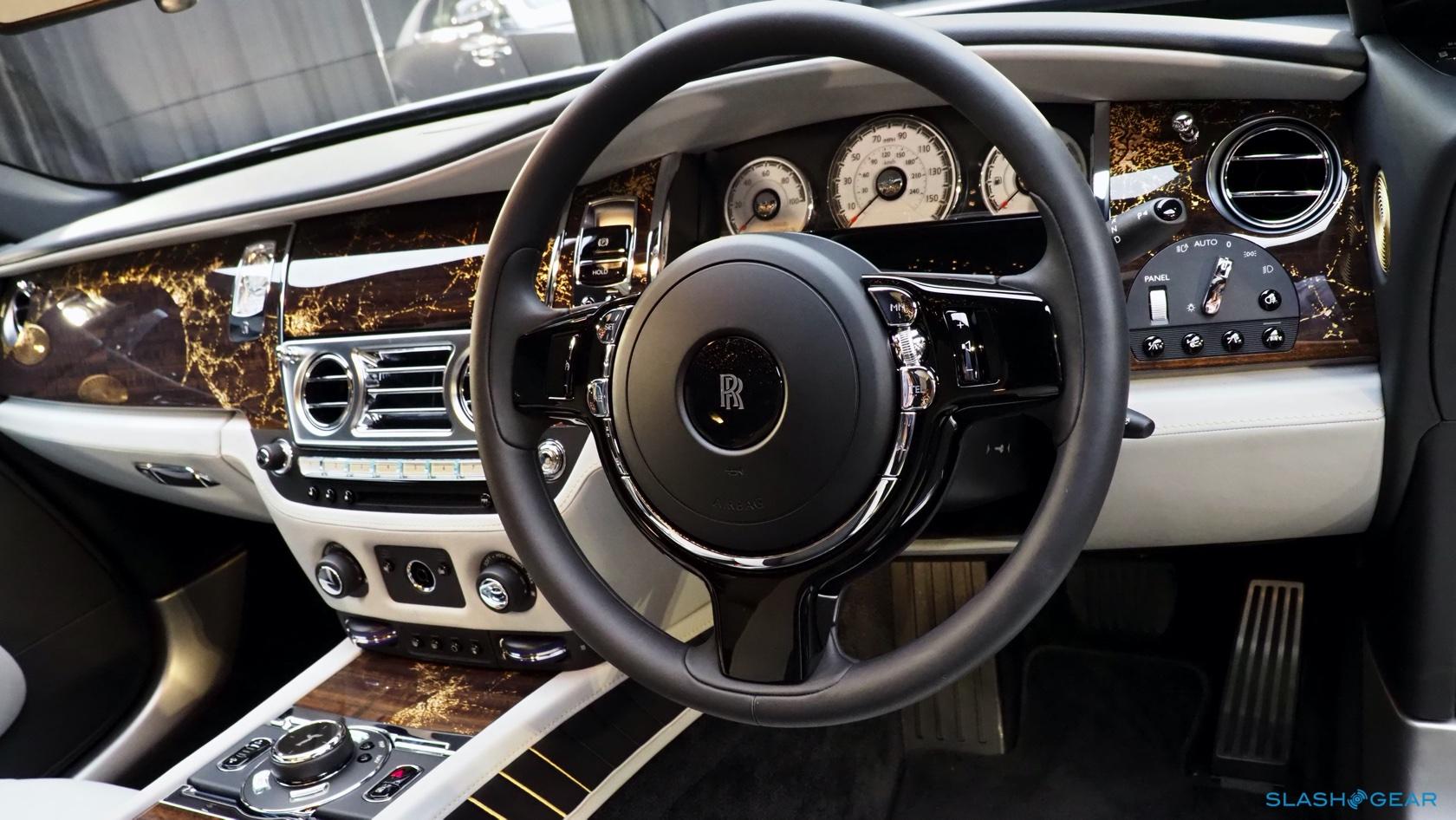 The Rolls Royce Wraith Eagle Viii Takes Bespoke To The Next Level Slashgear