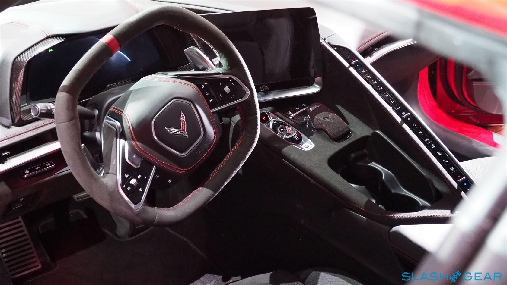 2020 Chevrolet Corvette Stingray C8 Interior Review Cabin Fever