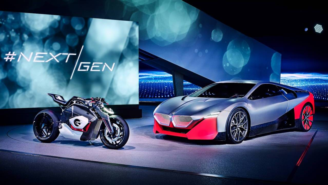 At Bmw Nextgen 2019 The Ultimate Driving Machine Faces The