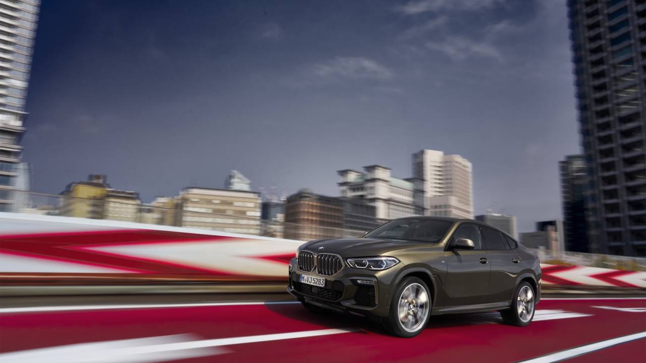 2020 BMW X6 Gallery