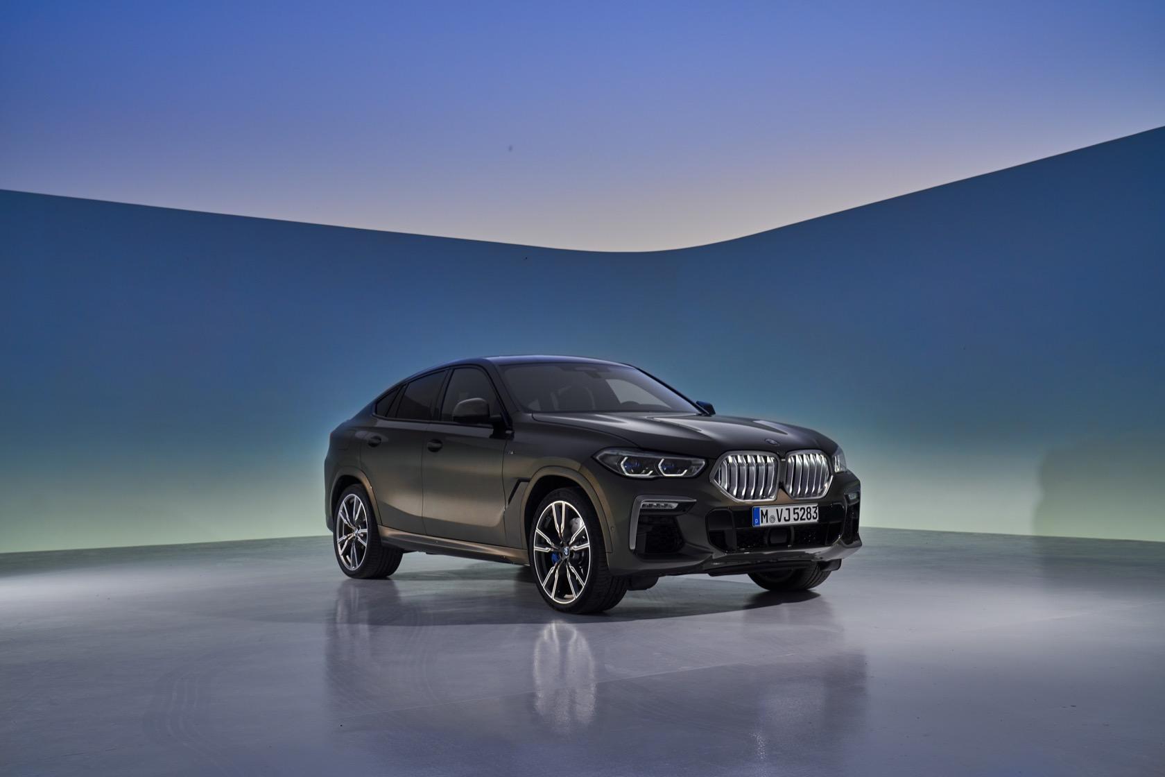 All Wheel Drive Cars List >> 2020 BMW X6 Gallery - SlashGear