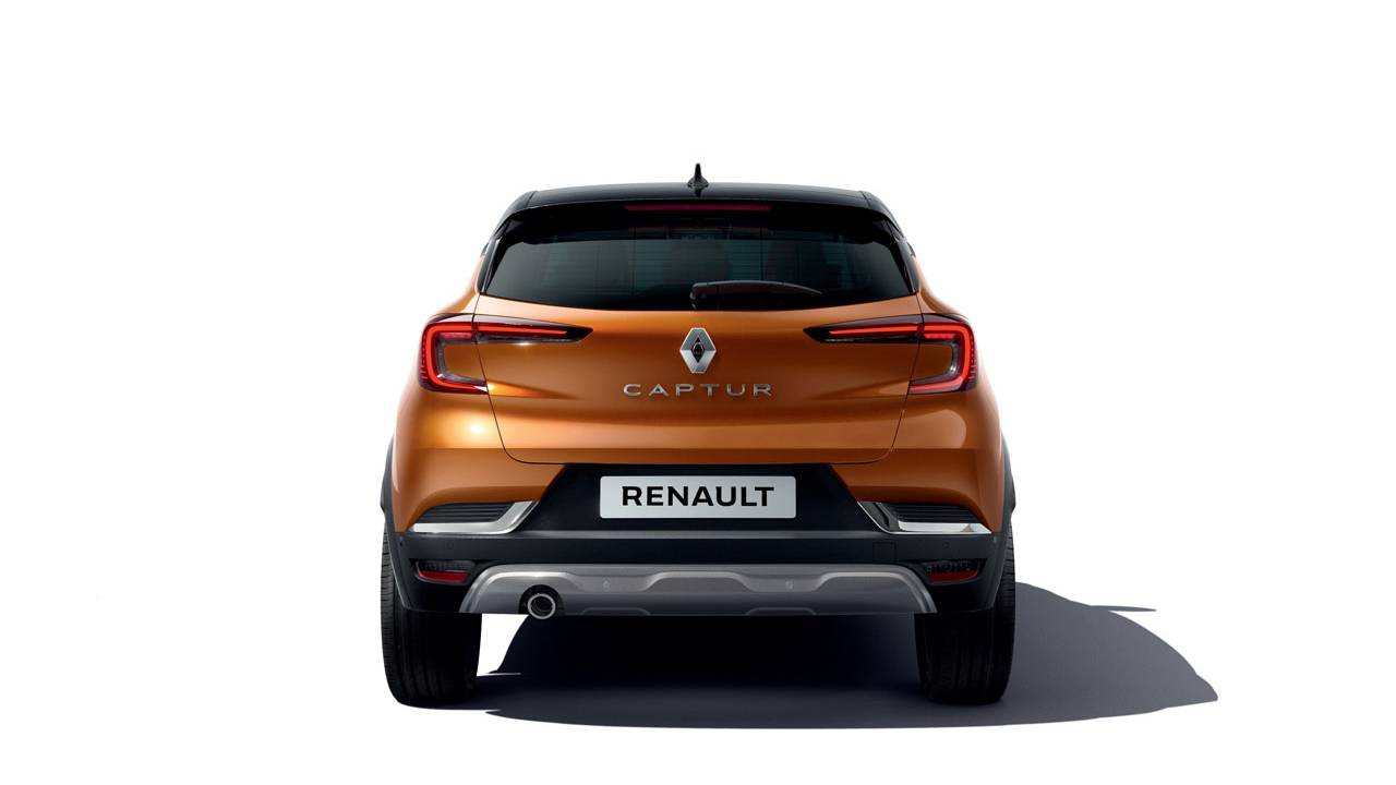Renault shows off all-new Captur SUV and a glimpse of the company's direction in plug-in hybrid cars