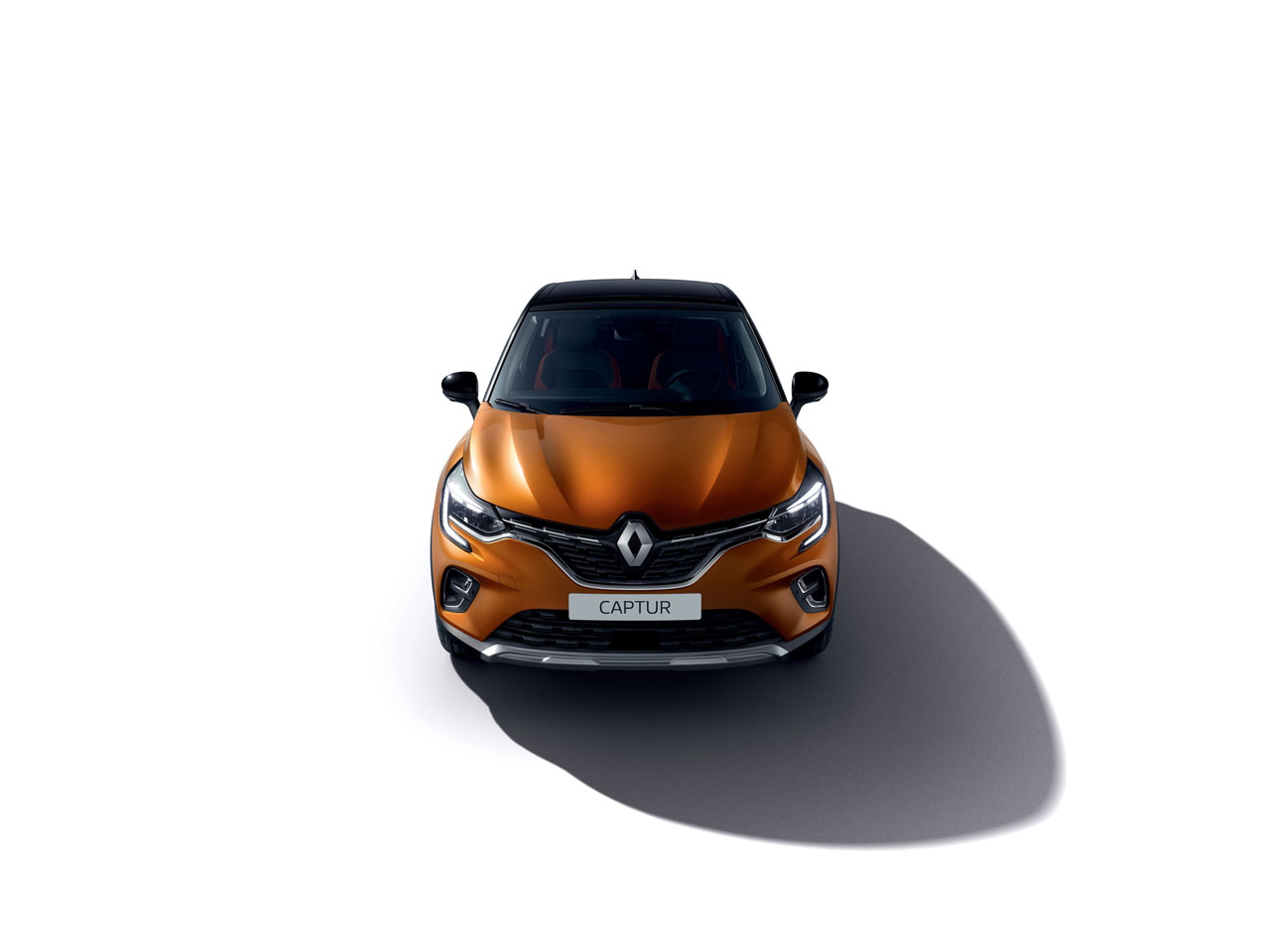 Renault shows off all-new Captur SUV and a glimpse of the