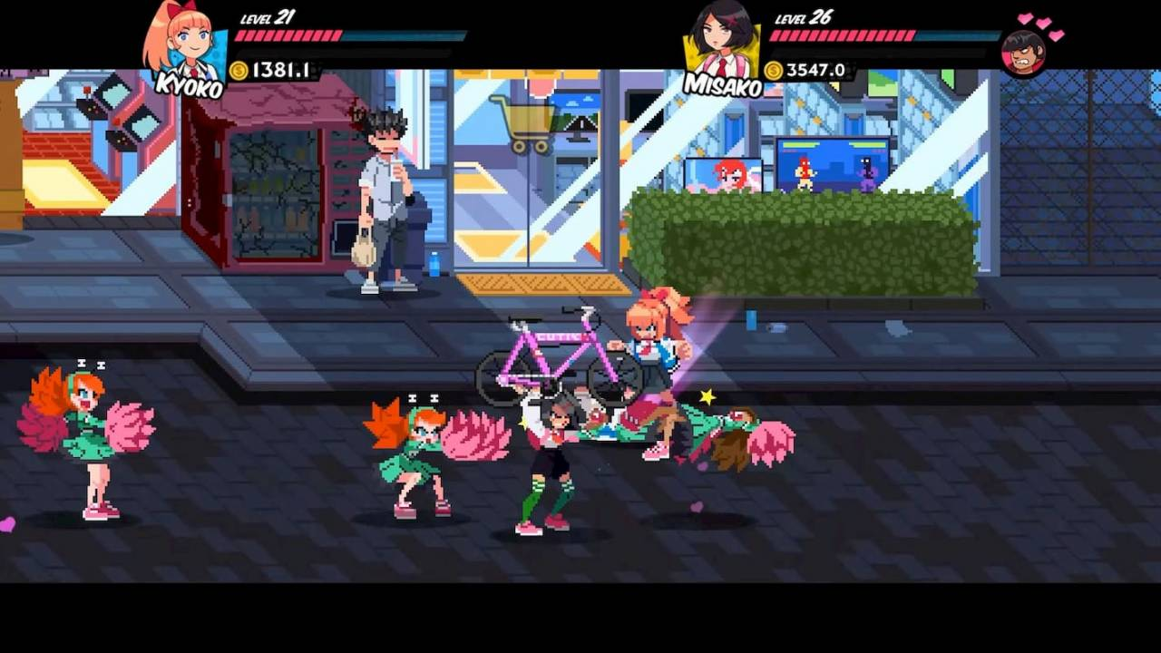 River City Girls revives an NES cult classic this year