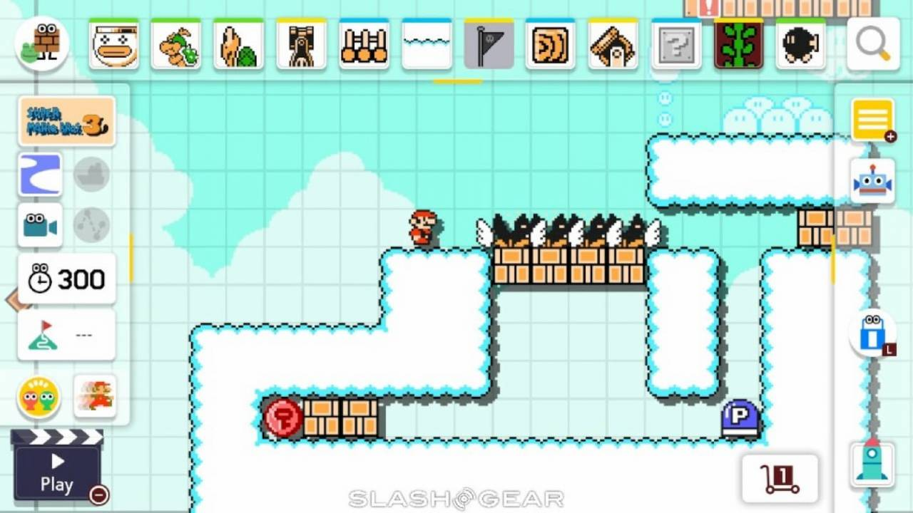 Super Mario Maker 2 review: Beautiful insanity