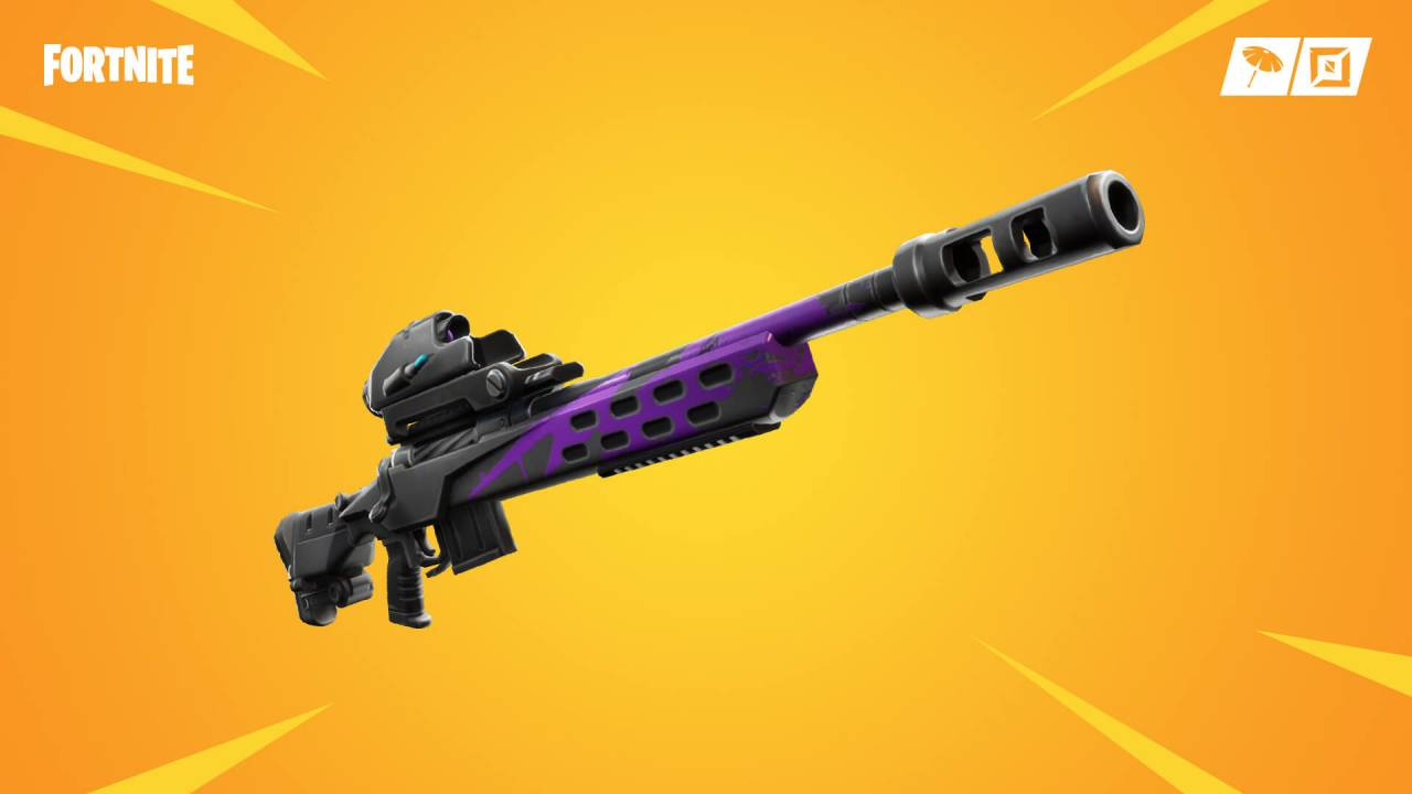 Fortnite patch notes v9.41: Storm Scout Sniper Rifle and a birthday celebration