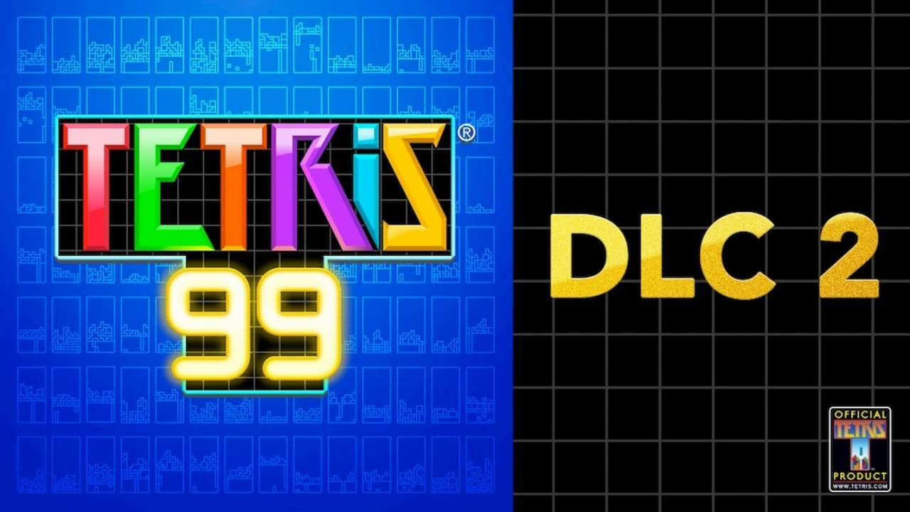 Tetris 99 getting offline multiplayer in second DLC this year