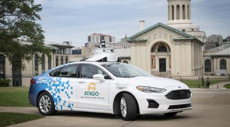 Ford and VW announce Argo AI deal