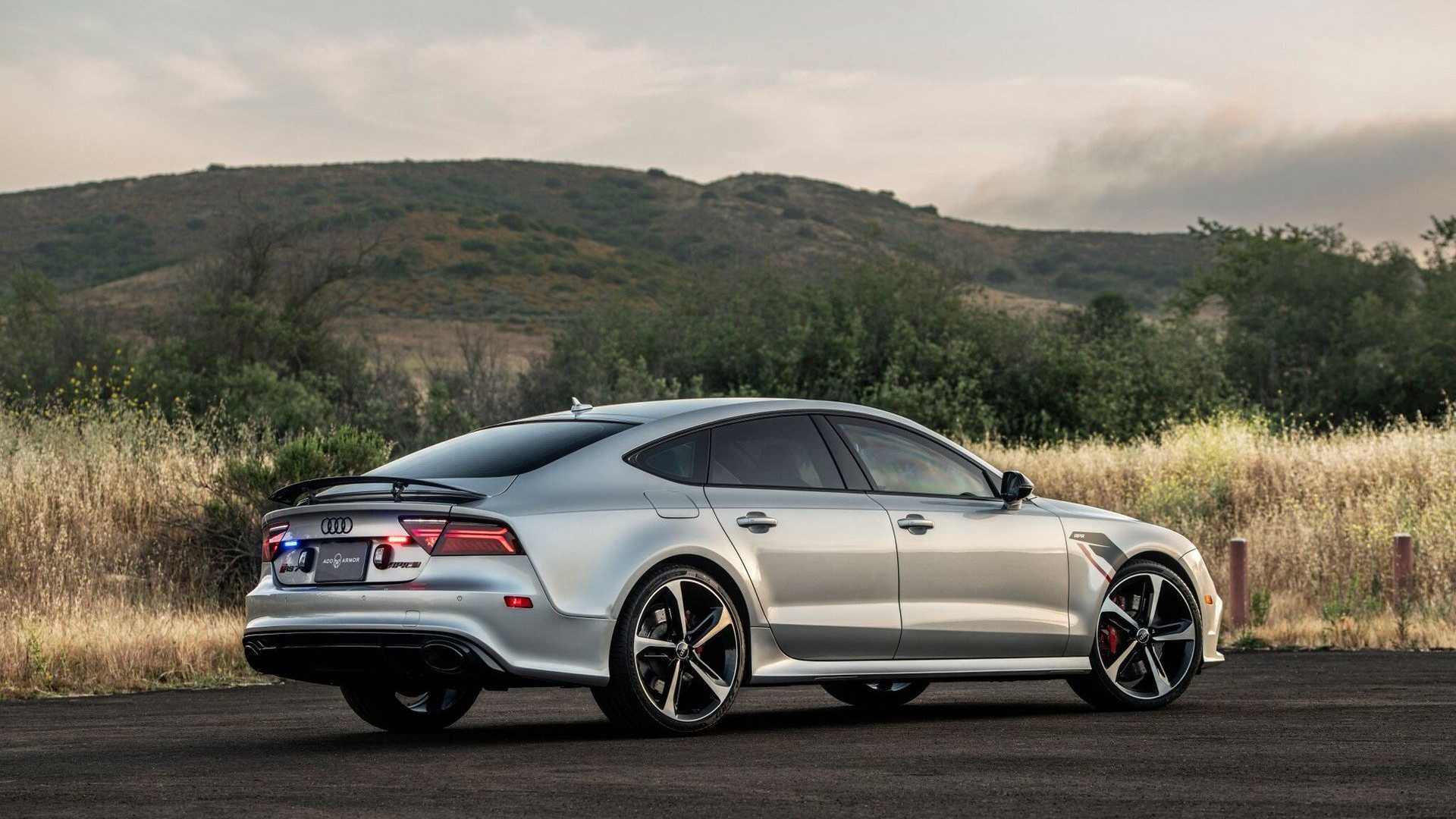 Audi Rs7 0-60 >> Armored Audi Rs7 Is The Fastest Armored Car Around Slashgear