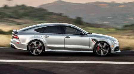 Armored Audi RS7 is the fastest armored car around