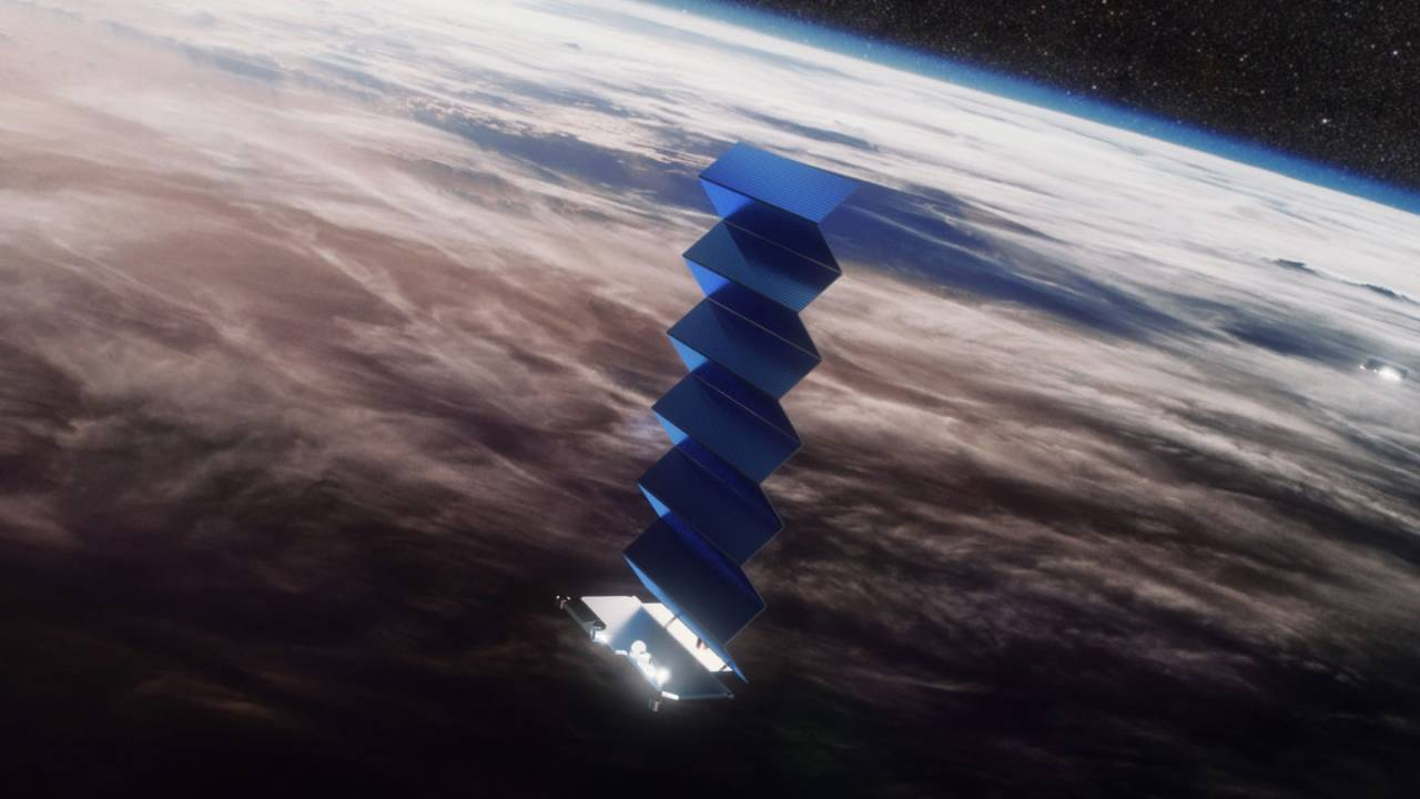 Five SpaceX Starlink satellites are about to burn up