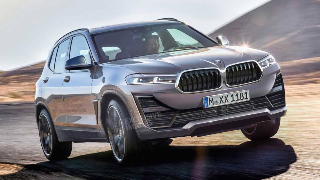 Bmw Urban X Is The Brand S Smallest Suv Yet Slashgear