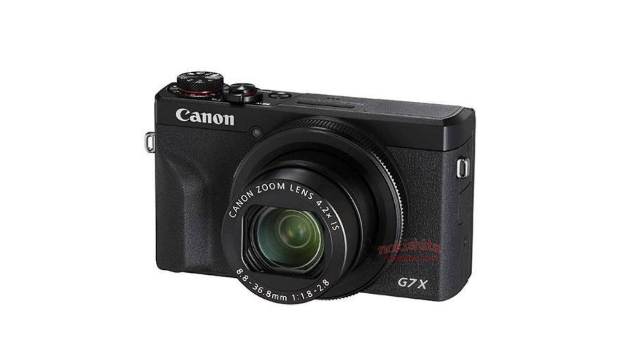 Canon PowerShot G7 X Mark III leak could give fans a reason to upgrade