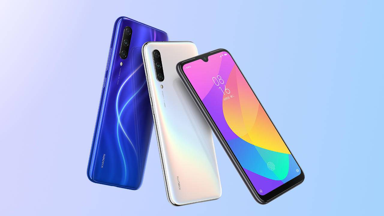"""Xiaomi CC9 """"colorful and creative"""" series is more of the same"""