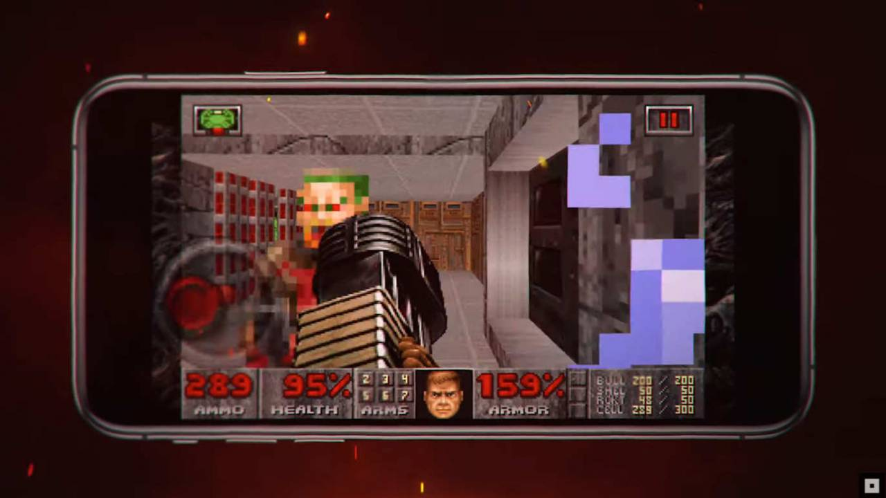 DOOM 1 and DOOM 2 are now available on Android and iOS